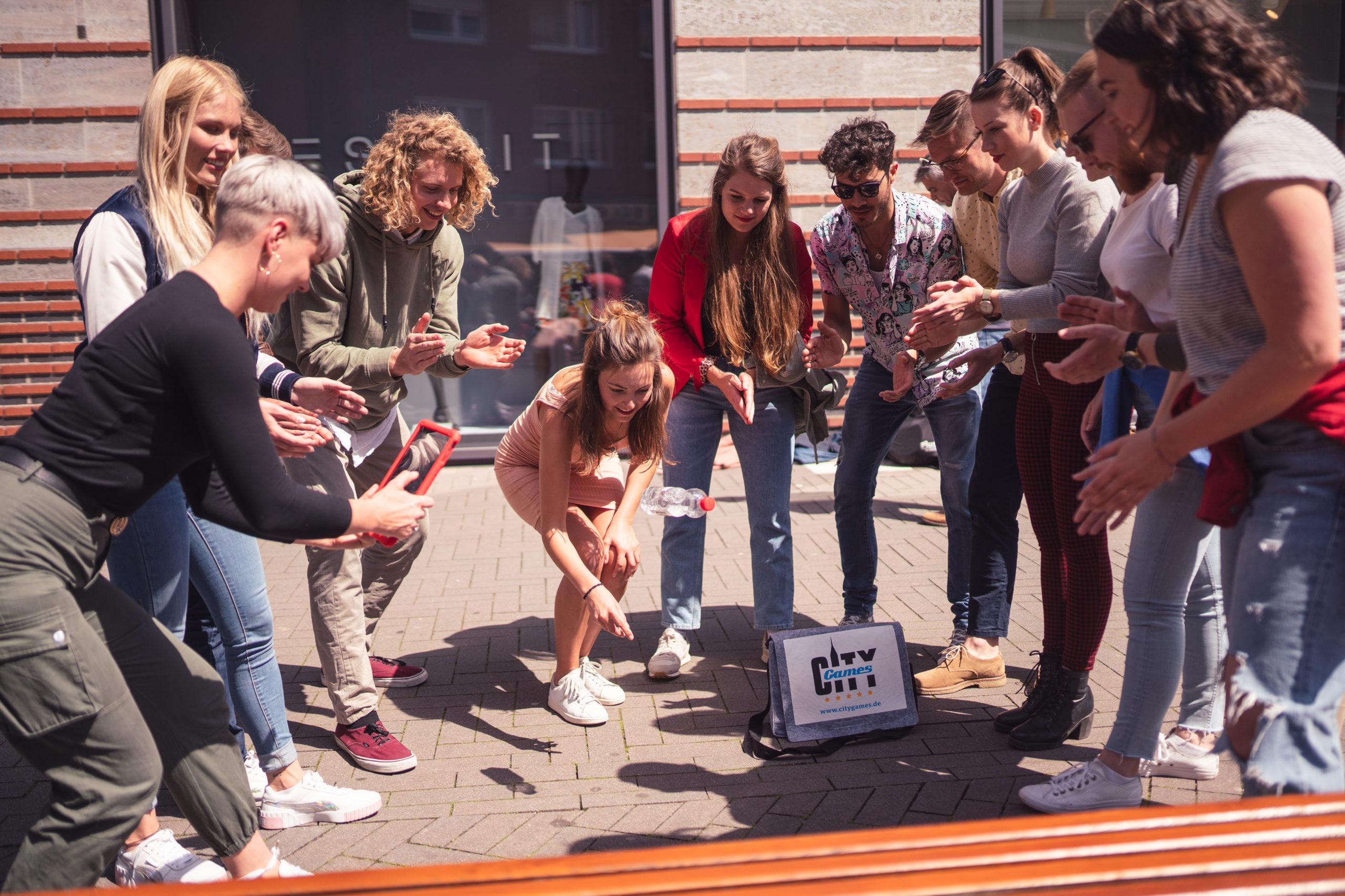 CityGames Schüler Tour:  Lernen, bewegen und Spaß haben