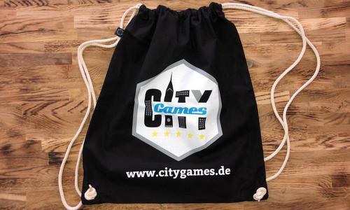 CityGames JGA Männer Tour: Special Backpack Kult
