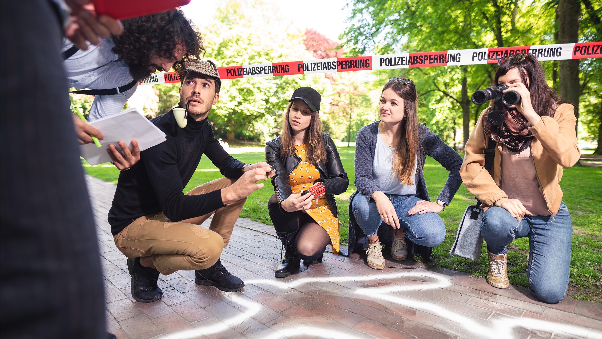 CityGames Krimi Tour: Detektiv auf Spurensuche
