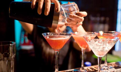 CityGames JGA Männer Tour: Special Welcome Cocktail